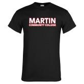 Black T Shirt-Martin Community College