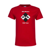 Youth Red T Shirt-Western IHSA Team Design