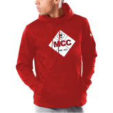 Under Armour Red Armour Fleece Hoodie-50 Year Mark