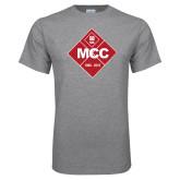 Grey T Shirt-50 Year Mark