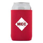 Neoprene Red Can Holder-Primary Mark