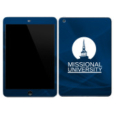 iPad Mini 3/4 Skin-Missional University Stacked