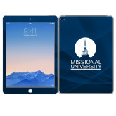 iPad Air 2 Skin-Missional University Stacked