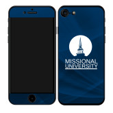 iPhone 7 Skin-Missional University Stacked