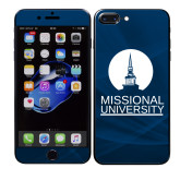 iPhone 7 Plus Skin-Missional University Stacked