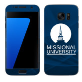 Samsung Galaxy S7 Skin-Missional University Stacked