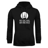 Black Fleece Hoodie-Missional University Stacked