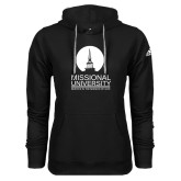 Adidas Climawarm Black Team Issue Hoodie-Missional University Stacked