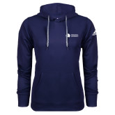 Adidas Climawarm Navy Team Issue Hoodie-Missional University Flat