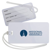 Luggage Tag-Missional University Flat