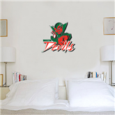 State 1 ft x 2 ft Fan WallSkinz-Devils