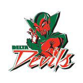 State Medium Decal-Devils, 8 in W