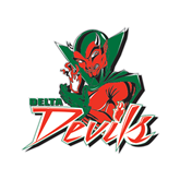 State Small Decal-Devils, 6 in W