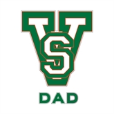 State Dad Decal-VS, 6 in W
