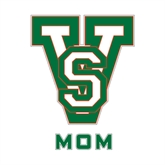 State Mom Decal-VS, 6 in W