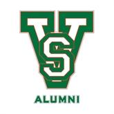 State Alumni Decal-VS, 6 in W
