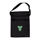 State Koozie Black Lunch Sack-VS