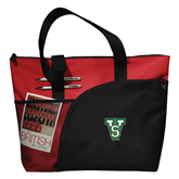 State Excel Red Sport Utility Tote-VS