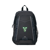 State Impulse Black Backpack-VS