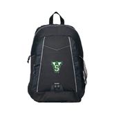 State Impulse Black Backpack-VS