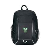 State Atlas Black Computer Backpack-VS