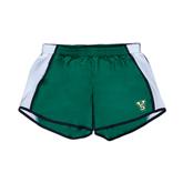 State Ladies Dark Green/White Team Short-VS