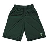 State Performance Classic Dark Green 9 Inch Short-VS