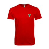 State SoftStyle Red T Shirt-VS