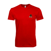 State SoftStyle Red T Shirt-Devils