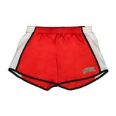 State Ladies Red/White Team Short-Arched MVSU