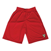 State Performance Classic Red 9 Inch Short-VS