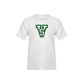 State Youth White T Shirt-VS