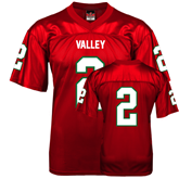 State Replica Red Adult Football Jersey-#2