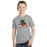 State Youth Grey T-Shirt-Devils