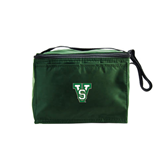 State Six Pack Dark Green Cooler-VS
