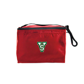 State Six Pack Red Cooler-VS