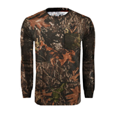State Realtree Camo Long Sleeve T Shirt w/Pocket-VS