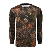 State Realtree Camo Long Sleeve T Shirt w/Pocket-VS