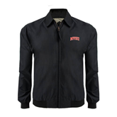 State Black Players Jacket-Arched MVSU