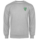 State Grey Fleece Crew-VS