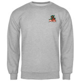 State Grey Fleece Crew-Devils