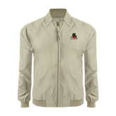 State Khaki Players Jacket-Devils