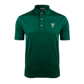 State Dark Green Dry Mesh Polo-VS