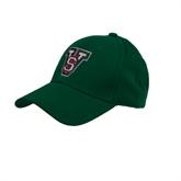 State Dark Green Heavyweight Twill Pro Style Hat-VS