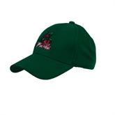 State Dark Green Heavyweight Twill Pro Style Hat-Devils