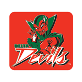 State Small Magnet-Devils, 6 in W