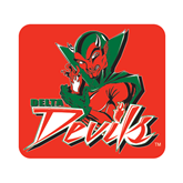 State Medium Magnet-Devils, 8 in W