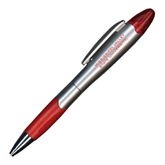 State Silver/Red Blossom Pen/Highlighter-Mississippi Valley State University