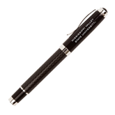 State Luna Black Rollerball Pen-Mississippi Valley State University Engrave