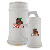 State Full Color Decorative Ceramic Mug 22oz-Devils